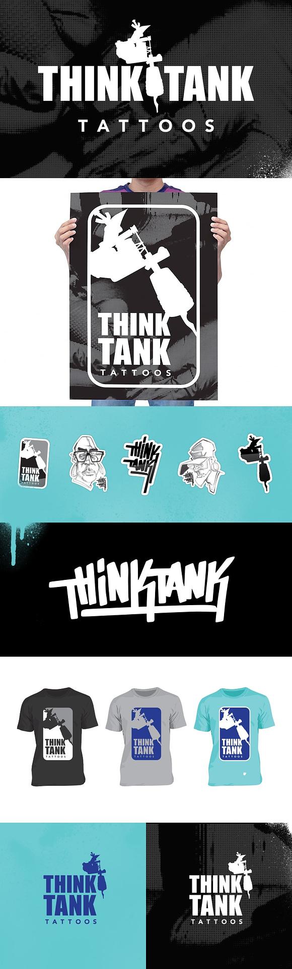 Think Tank Tattoos