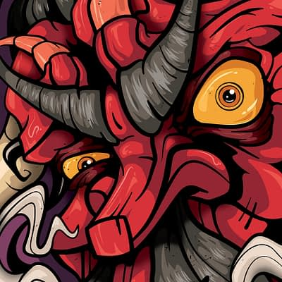 Lost Art - Fire God